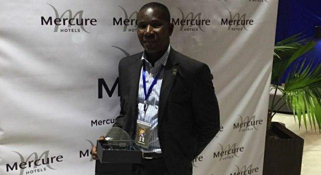 Photos – Basket : L'arbitre sénégalais Mbaye Gueye sélectionné pour la NBA Africa