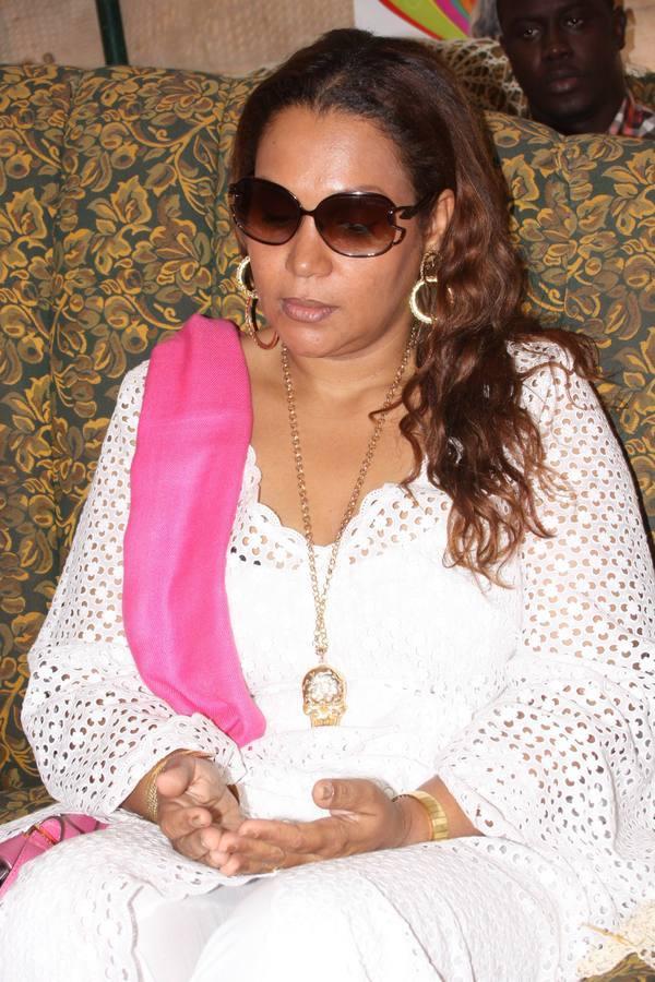 Arrêt sur image : Gaelle Samb, la très chic épouse de Khalifa Sall n'a pas fait grand bruit durant les Législatives