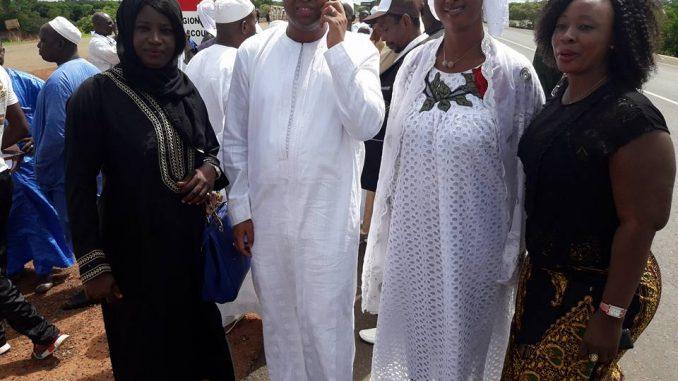 Photos- La belle Honorable députée Aminata Diao Baldé