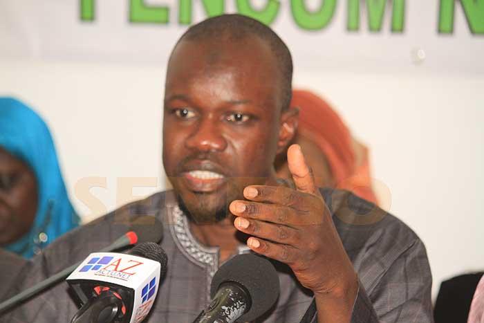 Assemblée Nationale: le débat de l'impôt des députés se relance avec Ousmane Sonko