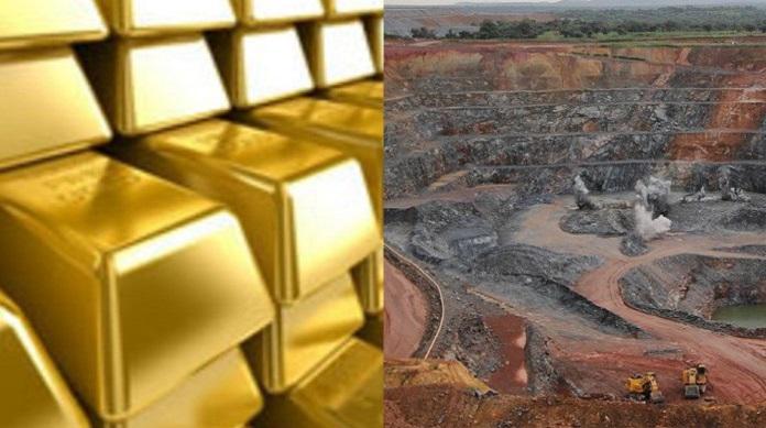 Exploitation aurifère: plus de 6 tonnes d'or produites en 2016