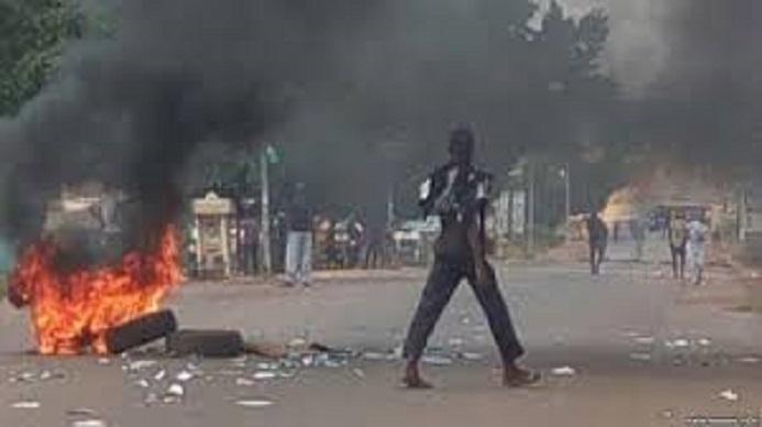 Côte d'Ivoire- Gagnoa : Des transporteurs saccagent le commissariat de Police