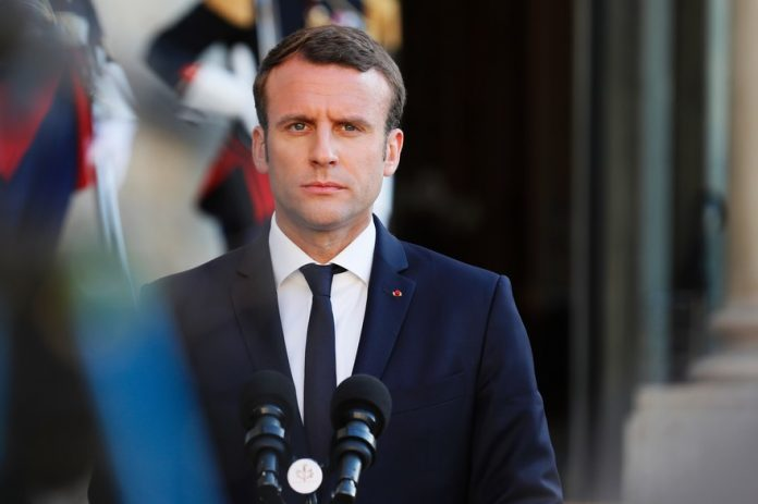 France: la question piège que rejette Emmanuel Macron
