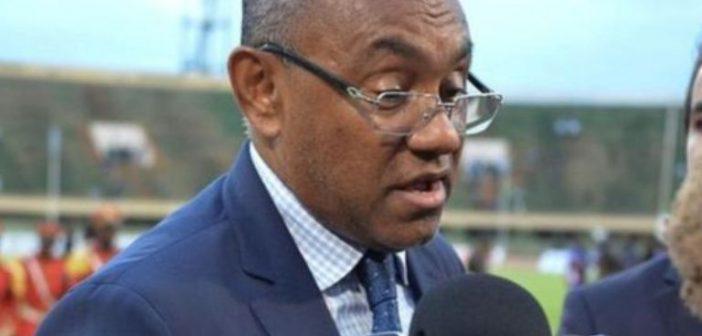 FOOTBALL-CHAN 2020 : la caf suspend le Gabon et le Djibouti