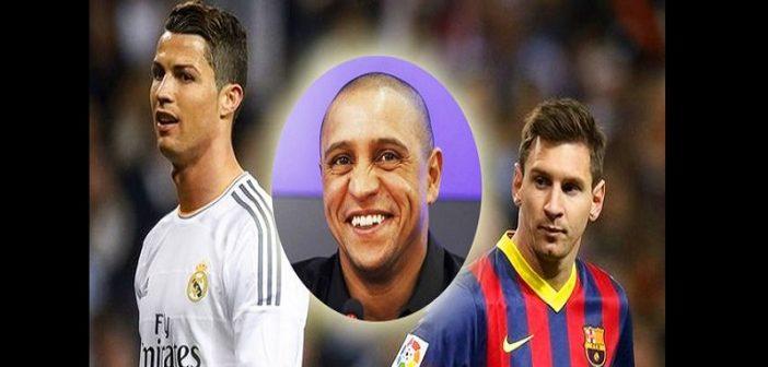 FOOTBALL : ROBERTO CARLOS A FAIT SON CHOIX ENTRE RONALDO ET MESSI