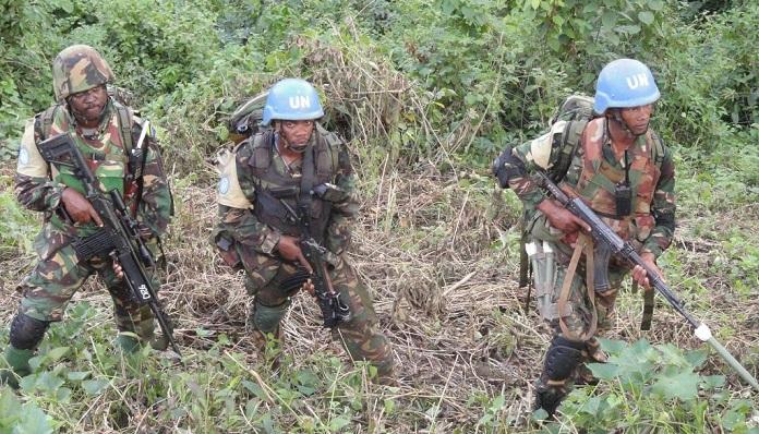 RDC: AU MOINS 15 CASQUES BLEUS TUÉS ET 3 PORTÉS DISPARUS DANS LE NORD-EST