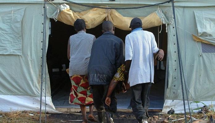 RDC: L'EPIDÉMIE DE CHOLÉRA PROGRESSE TRÈS RAPIDEMENT  DANS LA CAPITALE