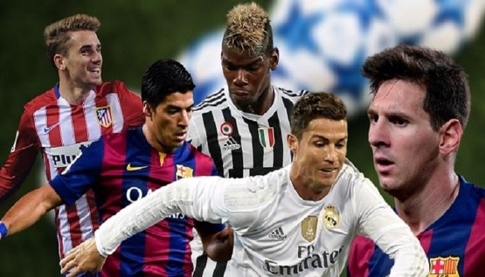 FOOTBALL: TOP 10 DES JOUEURS LES PLUS CHERS AU MONDE…UNE SURPRISE DE TAILLE!