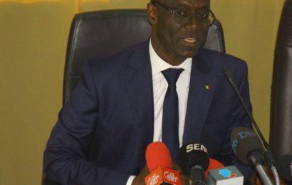 """Thierno Alassane Sall à Sonko : """"vous avez eu le courage de dire tout haut ce que d'aucuns pensent tout bas"""""""