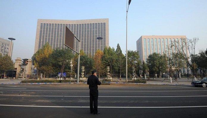 CHINE: UN GRATTE-CIEL EN VENTE SUR LE SITE D'E-COMMERCE ALIBABA