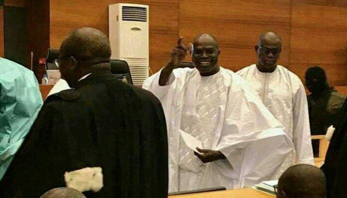L'intégralité de la déclaration de Khalifa SALL à l'issue du procès: Grande est la colère du maire de Dakar