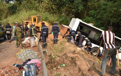 Ouganda : 48 personnes tuées dans un accident de la route