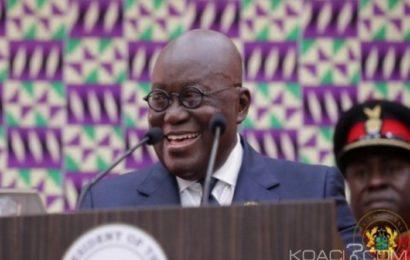 Ghana: Akufo-Addo: «J'ai mis le Ghana sur la bonne voie»