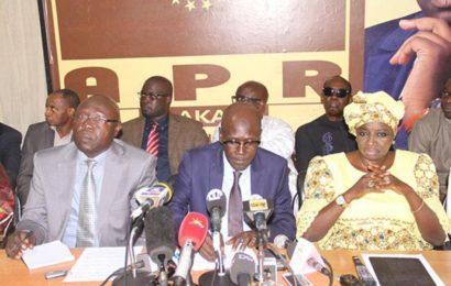 Sénégal/Crise Scolaire: L'Apr menace d'engager des poursuites judiciaires contre les enseignants