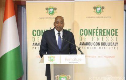Côte d'Ivoire: Paiement des fonctionnaires ivoiriens par la France, le démenti de Gon Coulibaly