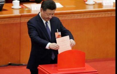 Chine: Le Parlement met fin à la limitation de mandats présidentiels, Xi Jinping président à vie