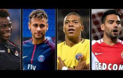 Football: Top 10 des footballeurs les mieux payés du championnat de France