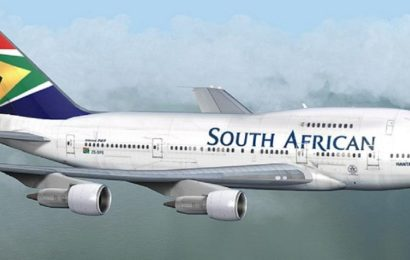 La South African Airways a enregistré 475 millions de dollars durant l'exercice 2016 / 2017