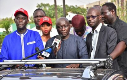 Présidentielle 2019: Les promesses d'Idrissa seck aux recalés