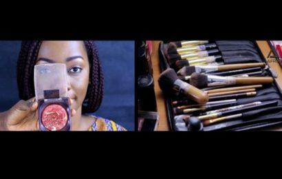Beauté: mesdames, voici 9 étapes simples pour réaliser un maquillage (Vidéo)
