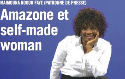 Sénégal: Maimouna Ndour Faye, patronne de presse: AMAZONE SELF-MADE WOMAN