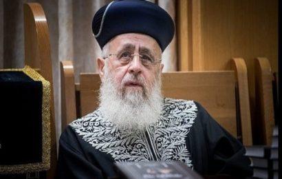 Israël: Un grand rabbin qualifie les Noirs de « singes »