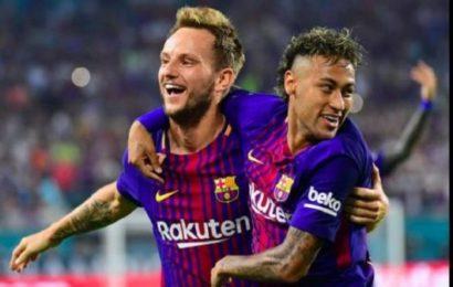 Football : Ce que pense Ivan Rakitic d'un retour de Neymar au FC Barcelone