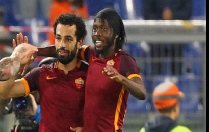 Gervinho: «Salah est au niveau de Cristiano Ronaldo et Messi»