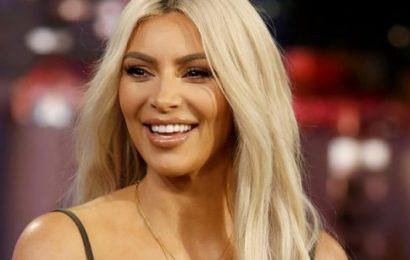 People: Kim Kardashian enflamme la toile sur ce cliché avec ses deux enfants (photo)