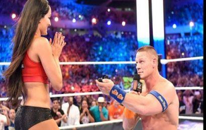 People: Mauvaise nouvelle pour John Cena à trois semaines de son mariage (photos)