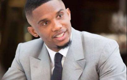 """Samuel Eto'o : """"Pourquoi je suis candidat à la présidentielle camerounaise"""""""