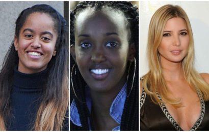 Beauté : Voici les 10 filles de présidents les plus belles au monde !