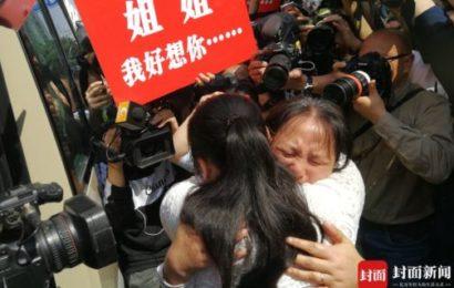 Chine : une famille retrouve sa fille disparue après 24 ans de recherche