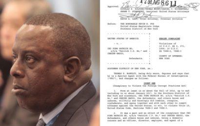 Affaire Cheikh Tidiane Gadio : La Justice américaine présente la preuve qui accable le Tchad