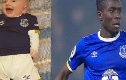 Un fan anglais nomme son fils Gana