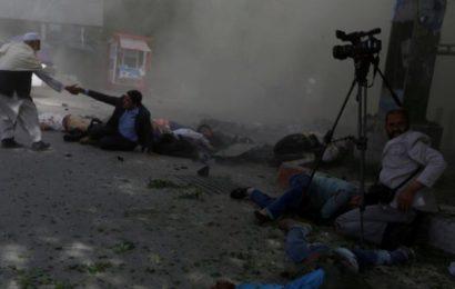 Kaboul: Double attentat meurtrier à , un photographe de l'AFP parmi les victimes