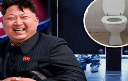Asie: Kim Jong-Un se rend en Corée du Sud avec sa propre toilette.