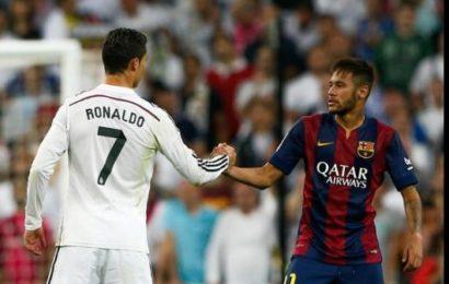 PSG: Quand Neymar fait l'éloge de Ronaldo et tente d'étouffer les rumeurs de son départ