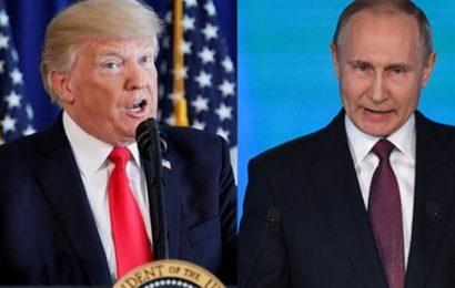 Etats-Unis: Donald Trump menace ouvertement Vladimir Poutine