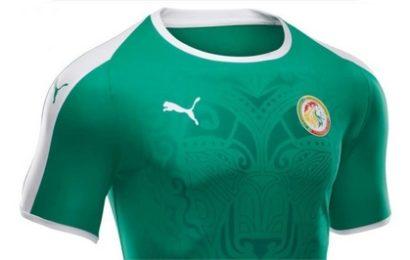 Sénégal: Puma a dévoilé le nouveau maillot des lions
