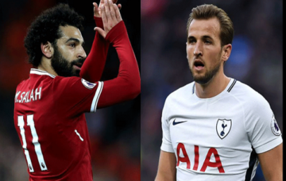 Football: Harry Kane lance un défi à Mohamed Salah