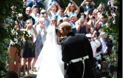 Le Mariage du prince  Harry et Meghan Markle en images ( photos)