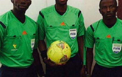 Russie 2018 : Trois sénégalais parmi les arbitres du Mondial de Football