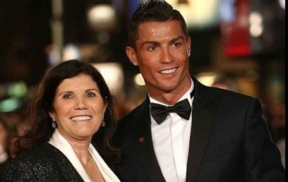 Cristiano Ronaldo: Sa mère préfère qu'il signe dans ce grand club européen
