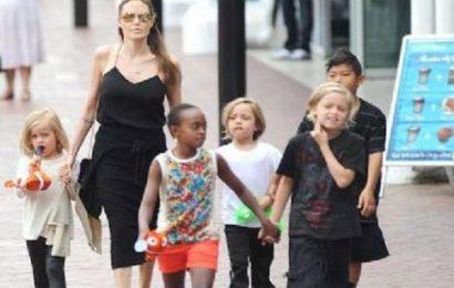 Angelina Jolie risque de perdre la garde de ses enfants à cause de Brad Pitt