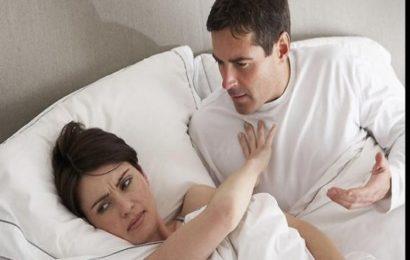 Séniors: Voici 5 raisons pour lesquelles votre femme ne veut plus faire l'amour avec vous