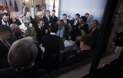 Canada: Voici les images de la discorde lors du sommet de G7