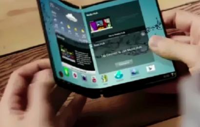 Technologie: Le nouveau Galaxy X, un smartphone pliable plus cher que l'iPhone x (Vidéo)