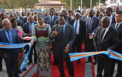 RDC: Joseph Kabila à la conquête du Katanga (photos)