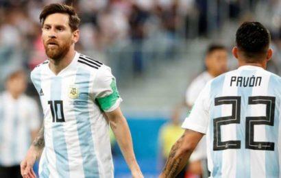 Mondial 2018:  L'Argentine l'a fait !